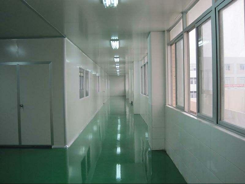 扬州开发区八里镇厂房车间净化工程洁净空调系统设计要求